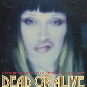 Click here for more info about 'Dead Or Alive - Unbreakable - The Fragile Remixes - no obi'