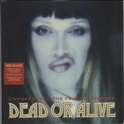 Click here for more info about 'Dead Or Alive - Unbreakable: The Fragile Remixes - 180 Gram Green Vinyl - Sealed'