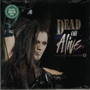 Click here for more info about 'Dead Or Alive - You Spin Me Round - Green vinyl'