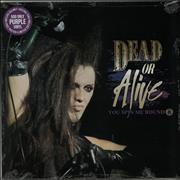 Click here for more info about 'Dead Or Alive - You Spin Me Round - Purple Vinyl + Sealed'