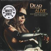 Click here for more info about 'Dead Or Alive - You Spin Me Round - White Vinyl - Sealed'