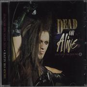 Dead Or Alive You Spin Me Round USA CD album