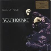 Click here for more info about 'Dead Or Alive - Youthquake - 180 gm Purple Vinyl - Low number'