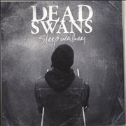 Click here for more info about 'Dead Swans - Sleepwalkers - Yellow and Red vinyl'