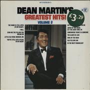 Click here for more info about 'Dean Martin - Dean Martin's Greatest Hits! Vol. 2'