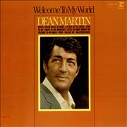 Click here for more info about 'Dean Martin - Welcome To My World'