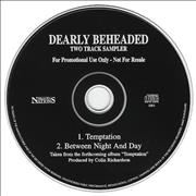 Click here for more info about 'Dearly Beheaded - Two Track Sampler'