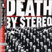 Click here for more info about 'Death By Stereo - Into The Valley Of Death'