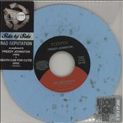 Click here for more info about 'Death Cab For Cutie - Bad Reputation - RSD15 - Blue Vinyl'