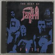 Click here for more info about 'Death - Fate - The Best Of Death'