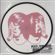 Click here for more info about 'Death From Above 1979 - Blood On Our Hands + two stickeres'