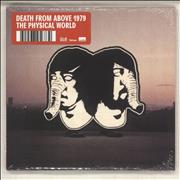 Click here for more info about 'Death From Above 1979 - The Physical World - Sealed'