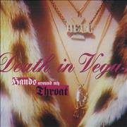 Click here for more info about 'Death In Vegas - Hands Around My Throat - Mixes'
