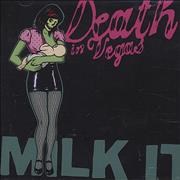 Click here for more info about 'Death In Vegas - Milk It'