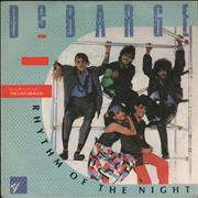 Click here for more info about 'Debarge - Rhythm Of The Night'