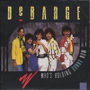 Click here for more info about 'Debarge - Who's Holding Donna Now'