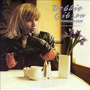 Click here for more info about 'Debbie Gibson - Foolish Beat'