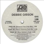 Click here for more info about 'Debbie Gibson - Free Me'