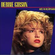 Click here for more info about 'Debbie Gibson - Only In My Dreams - Original Blue P/s'