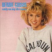 Click here for more info about 'Debbie Gibson - Only In My Dreams - Pink Sleeve'