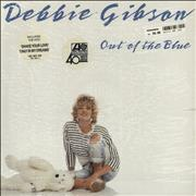 Click here for more info about 'Debbie Gibson - Out Of The Blue - Stickered & Sealed'