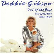 Click here for more info about 'Debbie Gibson - Out Of The Blue'