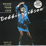 Click here for more info about 'Debbie Gibson - Shake Your Love + Poster'