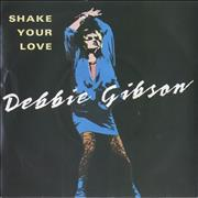 Click here for more info about 'Debbie Gibson - Shake Your Love'