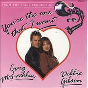 Click here for more info about 'Debbie Gibson - You're The One That I Want'