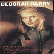 Click here for more info about 'Debbie Harry - Brixton Academy 1990'