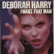 Click here for more info about 'Debbie Harry - I Want That Man'