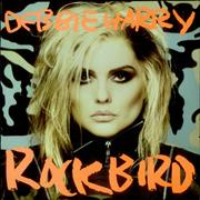 Click here for more info about 'Debbie Harry - Rockbird - Orange Titles'