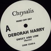 Click here for more info about 'Debbie Harry - Sweet & Low'