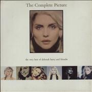 Blondie The Complete Picture - The Very Best Of... - EX UK vinyl LP