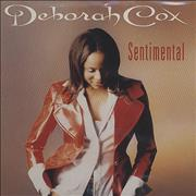Click here for more info about 'Deborah Cox - Sentimental'