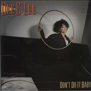 Click here for more info about 'Dee C. Lee - Don't Do It Baby'