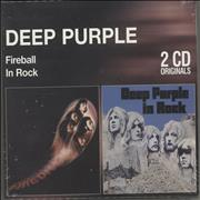 Click here for more info about 'Deep Purple - 2 CD Originals - Sealed'