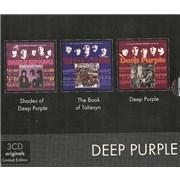 Deep Purple 3CD Originals France 3-CD set