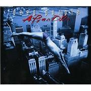 Deep Purple Abandon UK CD album Promo