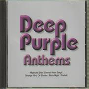 Click here for more info about 'Deep Purple - Anthems'
