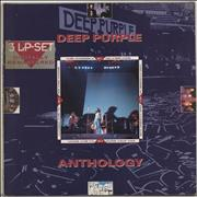 Click here for more info about 'Deep Purple - Anthology'