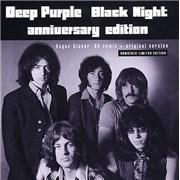 Deep Purple Black Night - Numbered UK CD single