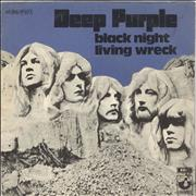 Click here for more info about 'Deep Purple - Black Night'