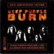 Deep Purple Burn - 30th Anniversary Edition UK CD album