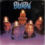 Deep Purple Burn - Sealed Canada vinyl LP