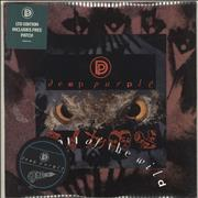 Click here for more info about 'Deep Purple - Call Of The Wild + Patch - Sealed'