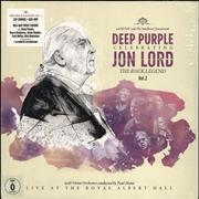 Click here for more info about 'Deep Purple - Celebrating Jon Lord, The Rock Legend, Vol. 2 - Shrink'