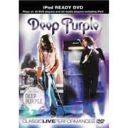 Deep Purple Classic Live Performances UK DVD