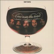 Deep Purple Come Taste The Band - 180 Gram Purple Vinyl Netherlands vinyl LP