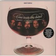 Deep Purple Come Taste The Band - 180gm UK 2-LP vinyl set